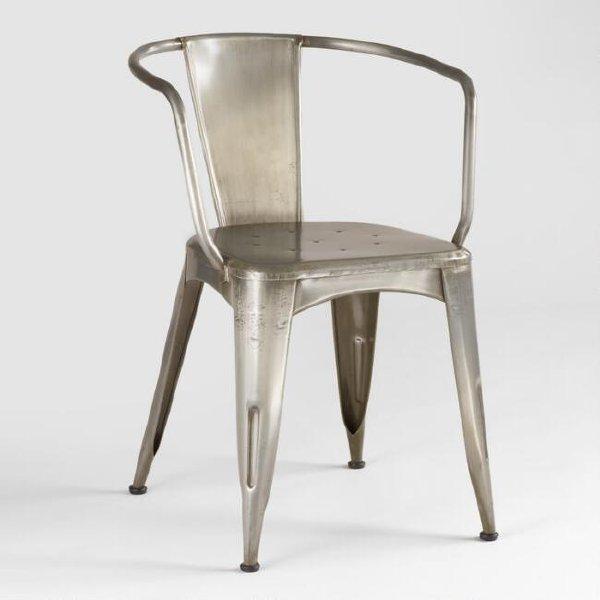 Luna Metal Chairs