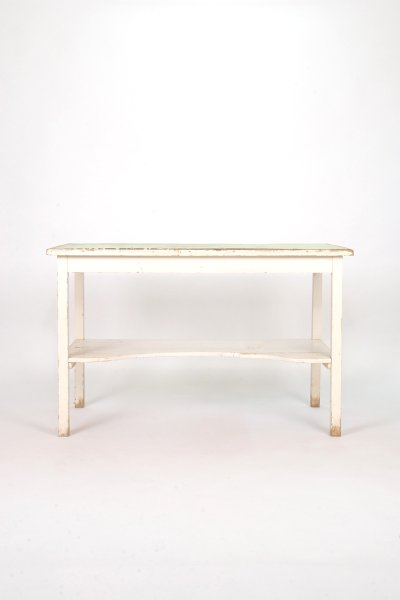 White Table Desk