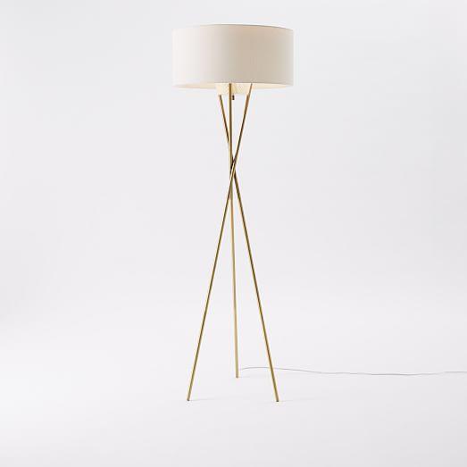 Winston Tripod Floor Lamp
