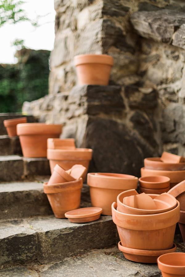 Terra Cotta Pot Collection