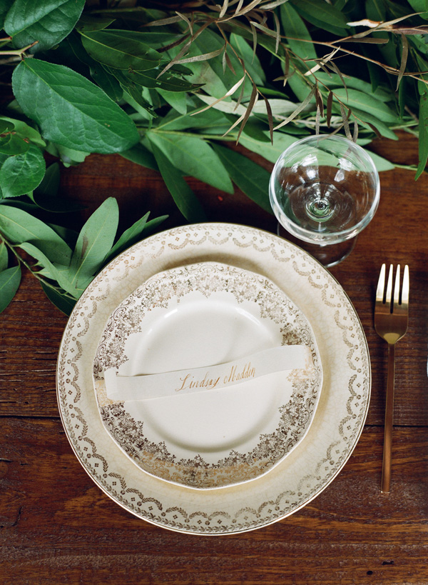 Bonnie Mis-Matched China (Salad Plate)
