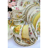 Teacup Saucer - Assorted Heirloom