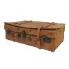 Suitcase - Saddle Bag Style