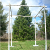White Birch Arch/Chuppah-Quad