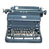 Vintage Typewriter Prop Only