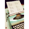 Vintage Working Typewriter -Mint