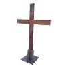 Rustic Barn Wood Cross