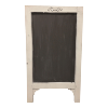 Medium Standing Double Sided Chalkboard