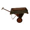Rustic Garden Cart