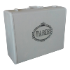 Parisian Theme Suitcase