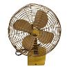 Vintage Electric Fan-Yellow