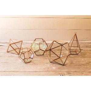 Copper Terrariums