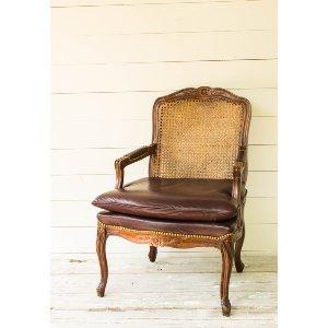 Silas Mahogany Side Chair