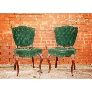 Thelma & Louise Chairs (Pair)