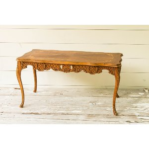 Grant Wooden Coffee Table