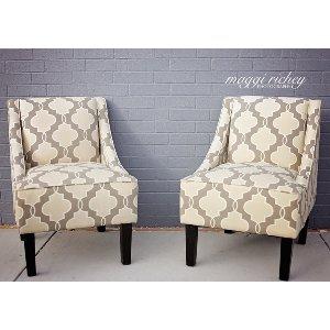 Metro Chairs (Pair)