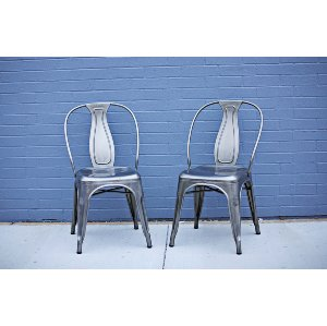 Bonnnie & Clyde Chairs (Pair)