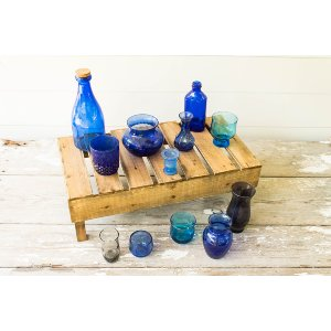 Glass Blue Collection - Various