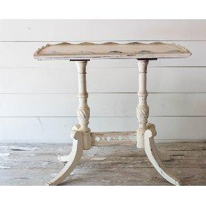 Flirty-Something Side Table