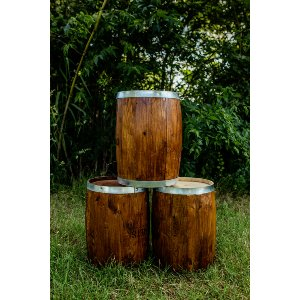 Whiskey Barrels-Mini