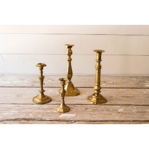 Brass Taper Candle Sticks - Various