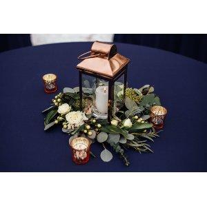 Copper Table Top Lanterns