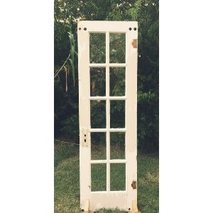 Doors-Window Pane Door
