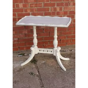Flirty-Something Side Table
