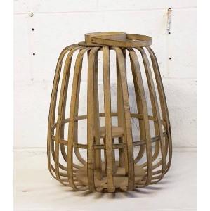 Boho Lantern - Taupe Various