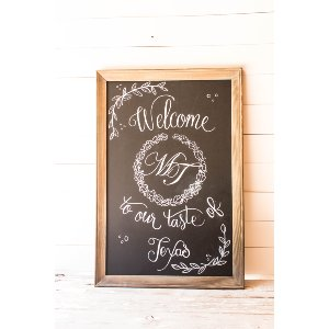 Graywash Chalkboard