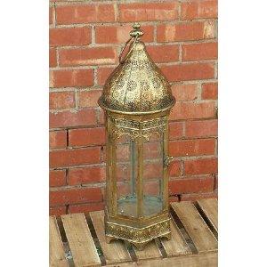 Brass India Lantern