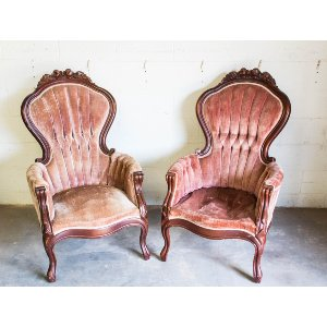 Cagney & Lacey Chairs