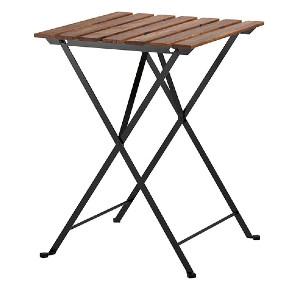 Bistro Folding Side Table