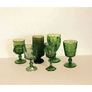 Green Goblets - Various