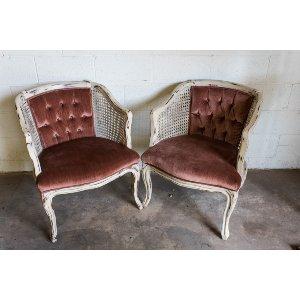 Blush & Bashful Chairs