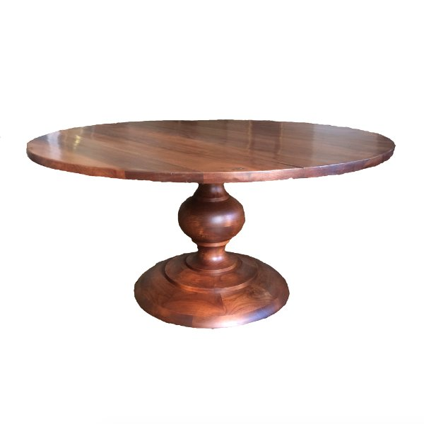The Heirloom Round Table by Sawhorse