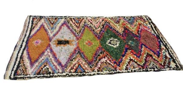 Boucherouite Rag Rug (9)