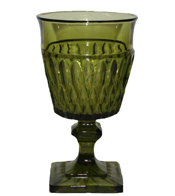 Moss Green Goblet