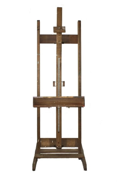 Large Painter's Easel