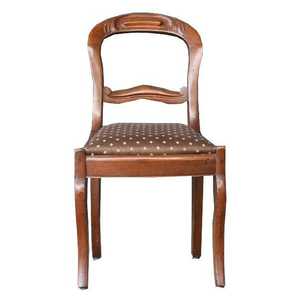 Sherlock Vanity Chair