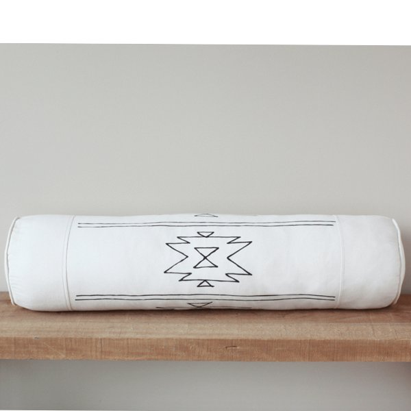 New Mexico Bolster Pillow
