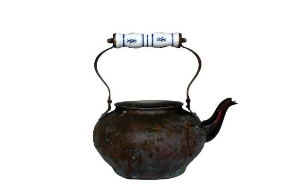 Antique Teapot