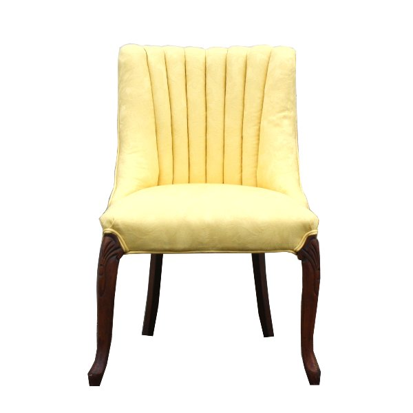 Canary Yellow Chair