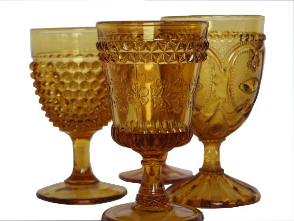 Misc Orange Goblet