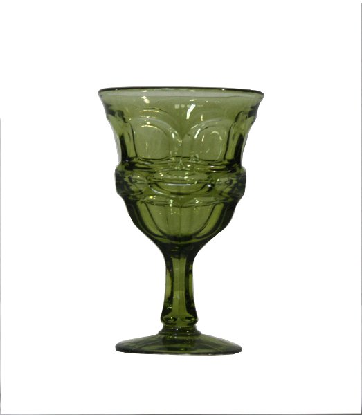 Juniper Green Goblet