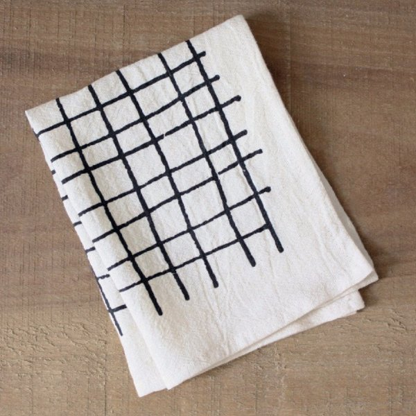 Plaid Napkins - Set of 2