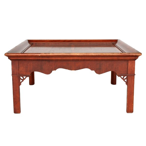 Tigerwood Coffee Table