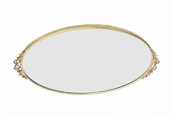 Gold Mirror Small