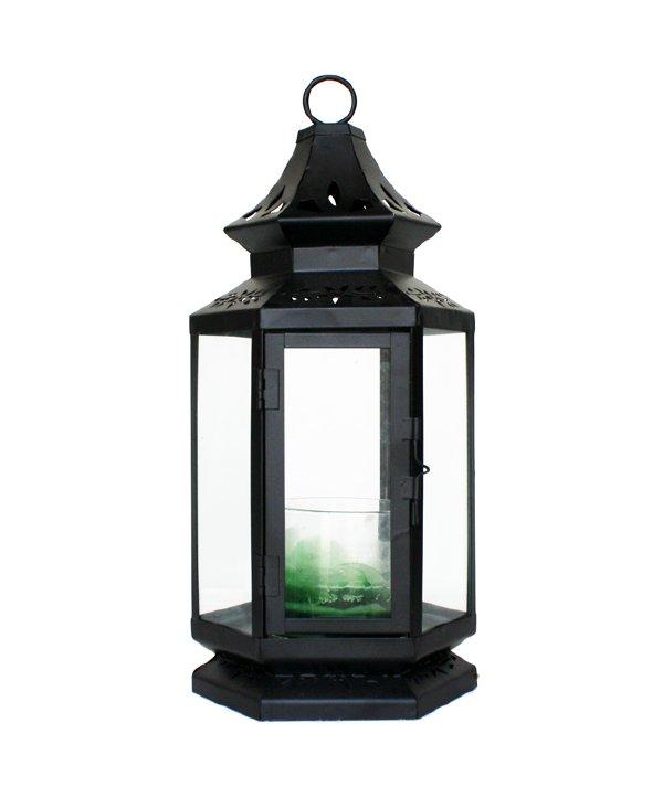 Large Black Lantern
