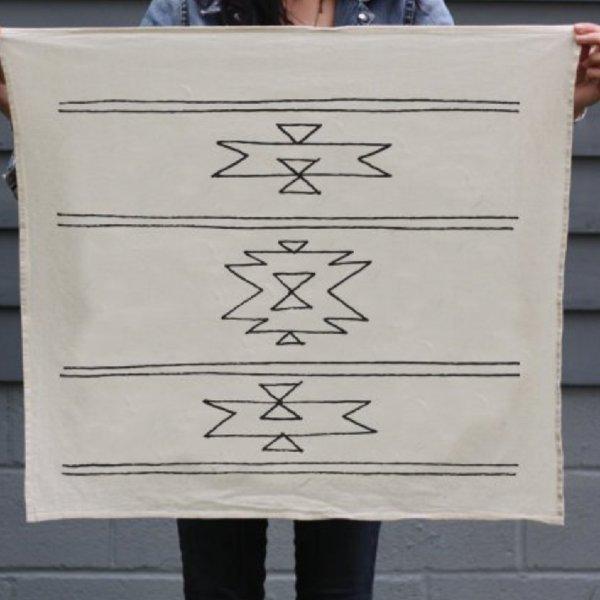 New Mexico Tea Towel